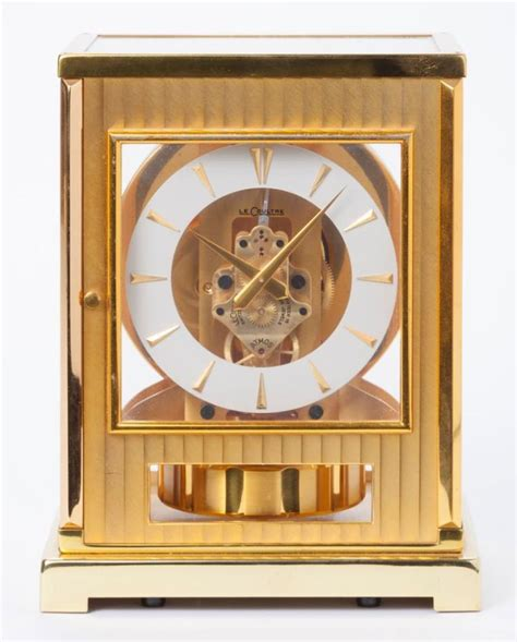 le coultre atmos shelf clock
