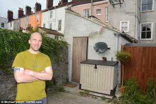 Living In A Shed Legally by Bristol Tenant Faces Eviction After Learning Flat Is A