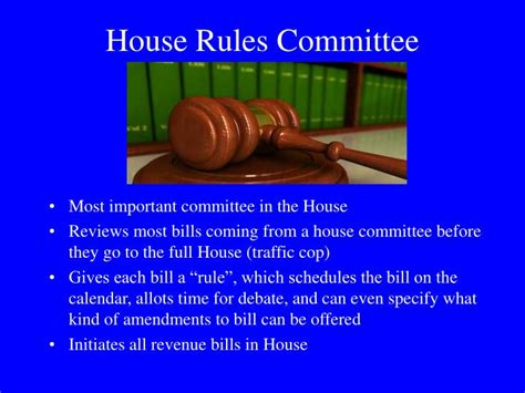 house rules committee ppt chapter 12 powerpoint presentation id 5423940
