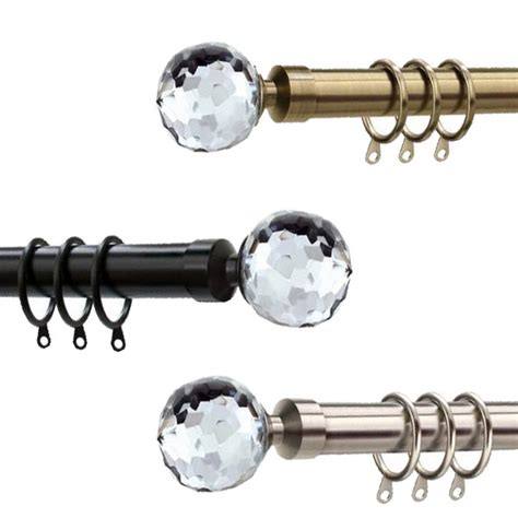 extendable curtain rods for net curtains extendable net curtain rod argos nrtradiant com