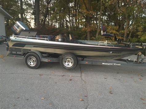used ranger bass boats for sale in indiana ranger 373v bass boat for sale in west lafayette indiana