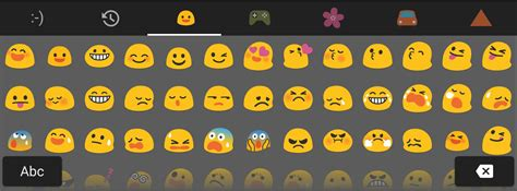android emoji looks like android users may be getting in on the new emoji
