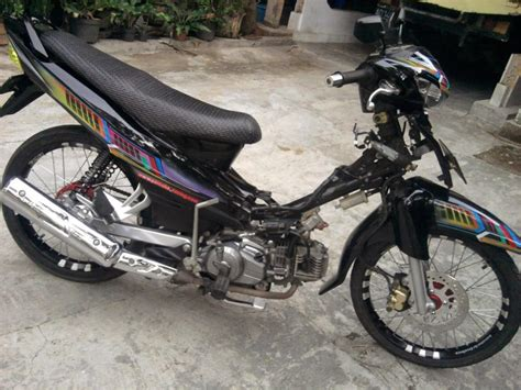 Gambar Motor Jupiter by 40 Gambar Modifikasi Yamaha Jupiter Z Gaya Road Race
