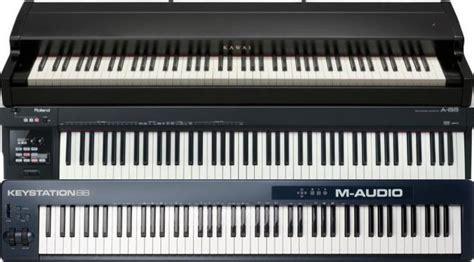 best midi keyboard the best 88 key midi controller keyboards gearank