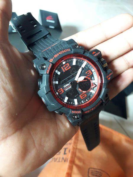 Murah Promo Murah Casio G Shock Gmix Merah Dual Time Digital jual beli jam tangan casio g shock gg 1000 ac n list