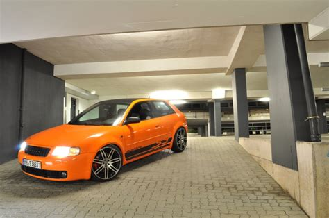 orange audi s3 audi s3 orange taurus designs