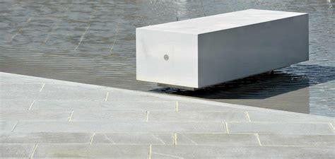 panchine pietra panchina in pietra ricostruita senza schienale ibox by