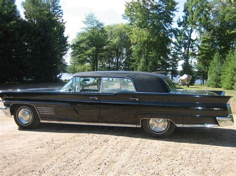 Lincoln Limo by 1960 Lincoln Limousine Notoriousluxury