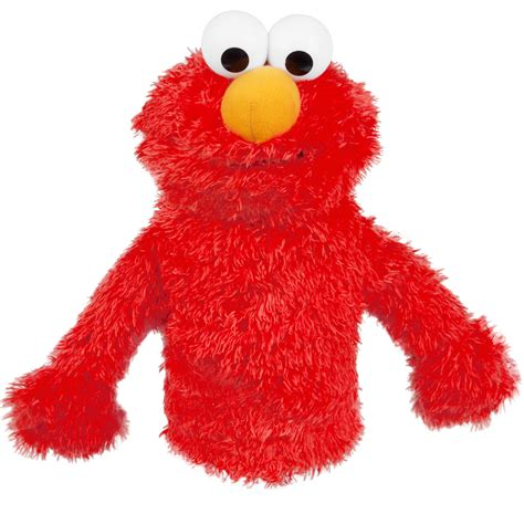 Puppet Cookies Elmo And Friend Besar Elmo Puppet Musictoday Superstore