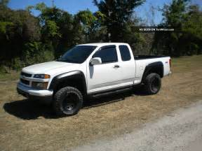 2010 chevrolet colorado 4wd 4x4