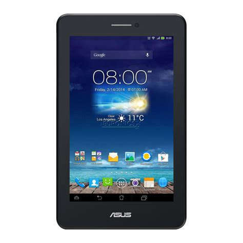 Tablet Fonepad 7 tablet fonepad asus 7 quot ips screen 3g me175cg 1b039a