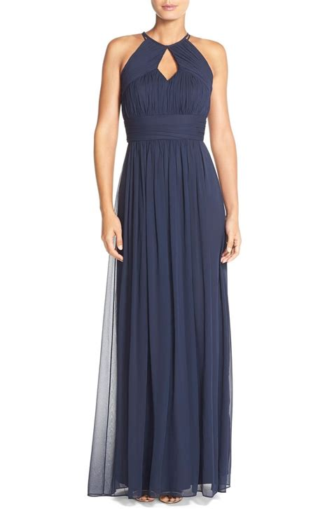 Navy Blue Bridesmaid Dress by 153 Best Navy Blue Bridesmaid Dresses Images On