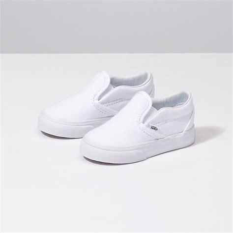 Karpasa Slip On Baby Colour toddler slip on shop toddler shoes at vans