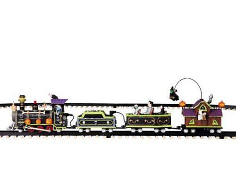 lemax spooky town express train we ordered a bunch of