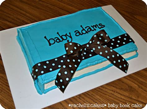 Book Baby Shower Cake by Baby Book Cake Baby Shower Cake Ideas