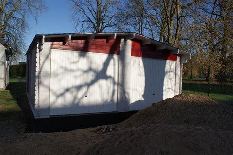 garage nord garage en bois