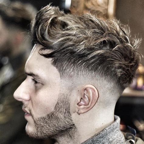 low fade with long hair 55 new men s hairstyles haircuts 2016