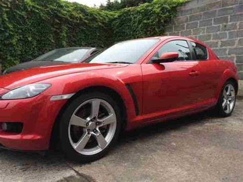 rx8 car mazda rx8 53plate car for sale
