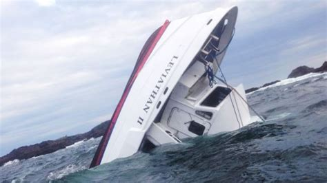 boat sinking vancouver island b c whale watching company calls fatal capsizing an act