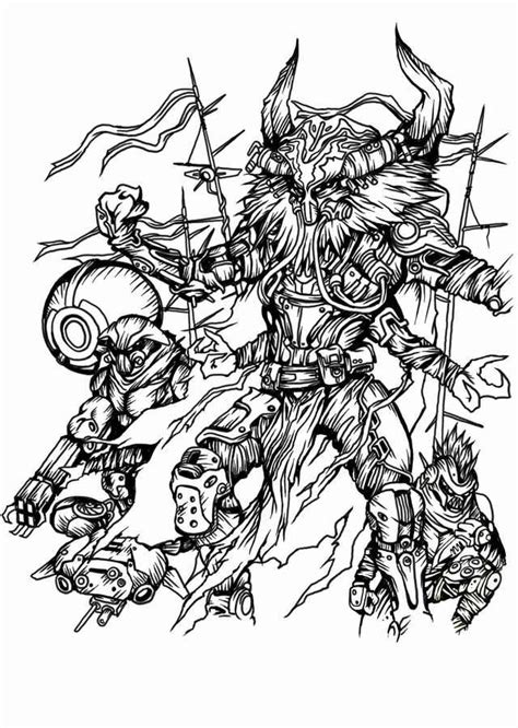 destiny coloring page coloring pages sketches destiny game