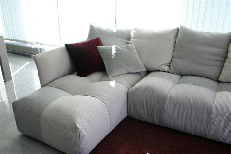 saba divani divano pixel saba italia in tessuto patchwork particolare