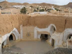 wars house star wars filming sets in matmata tunisia promotes desert tourism for the berbers green prophet