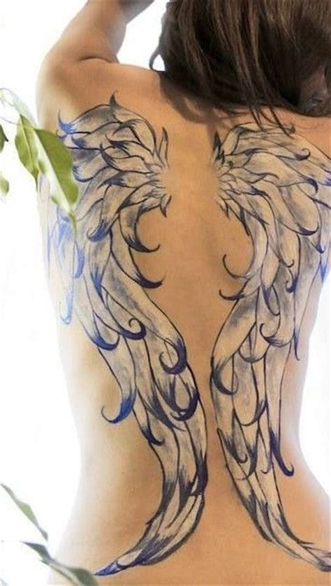 april tattoos designs remarkable water color wings new tattoos april 2016