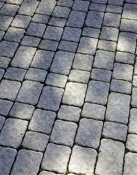 Cobblestone Patio Pavers Granite Cobblestone Pavers The Durable And Attractive Cobblestone Pavers Home Design Studio