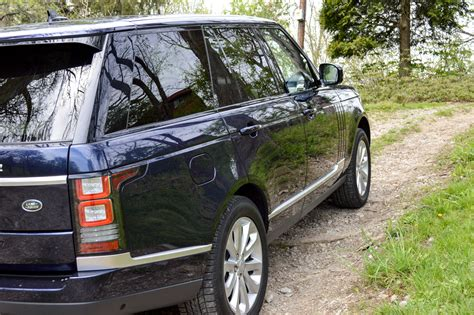 land rover hse 2016 review 2016 land rover range rover hse 95 octane