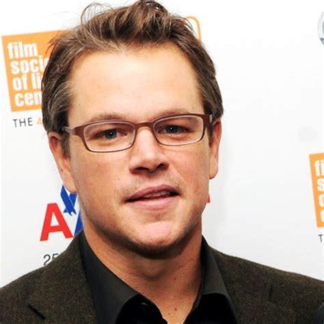 pictures of matt damon matt damon actor screenwriter actor biography