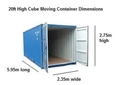 standard shipping container sizes australia how much can i fit in a shipping container bspc removalists