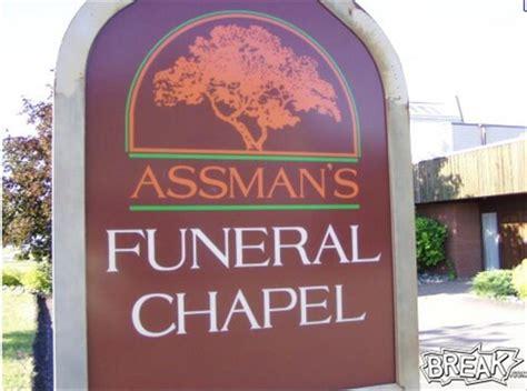 funeral homes     change  names