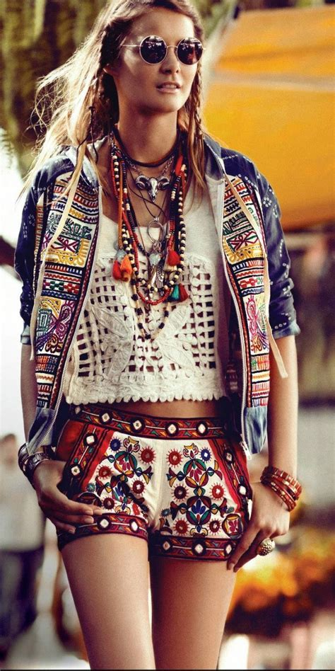 Hippie Wardrobe Essentials by Must Essentials For A Boho Chic Style Boho Chic