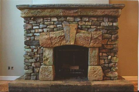 fireplace facade stove and hearth