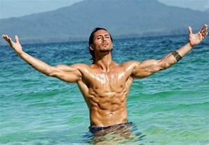 Olympic Workout Bench Know Secrets Of Tiger Shroff Workout Amp Diet Plan To Get