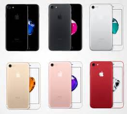 iphone 7 colors iphone 7 colors