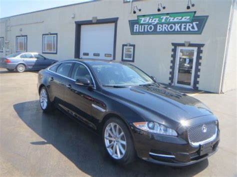 jaguar xj all wheel drive find used 2013 jaguar xj base sedan all wheel drive 4000
