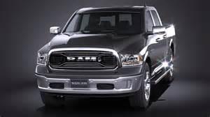 Dodge Hq Hq Lowpoly Dodge Ram 1500 Laramie Limited 2015 Squir