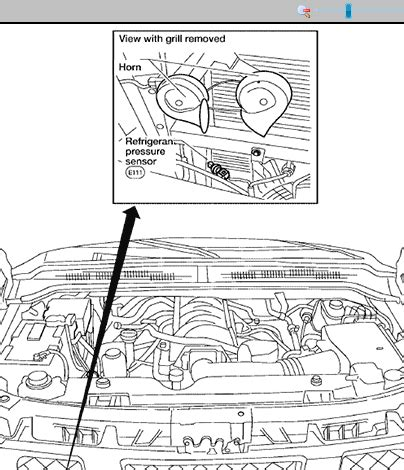where is horn fuse located on 2014 nissan altima autos post