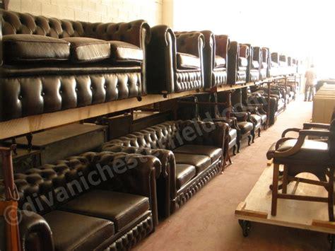 poltrone usate roma divano chester poltrona chesterfield roma vendita