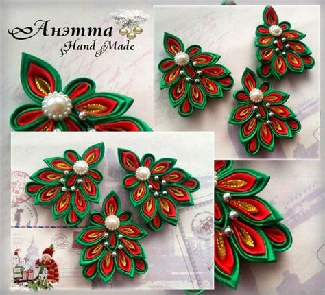 Ikat Rambut Jrk Flowers Hair Bands 500 best images about kanzashi fabric flowers and other on kanzashi tutorial tela