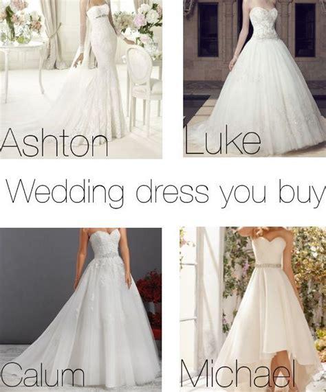 wedding wattpad 5sos preferences 44 wedding dress hunt wedding