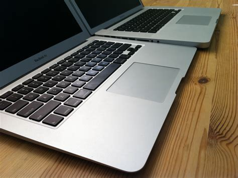 Trackpad Macbook Air Macbook Air Review Part 3 Keyboard And Trackpad