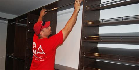 Closets America by Our Design Production Installation Process Closet America