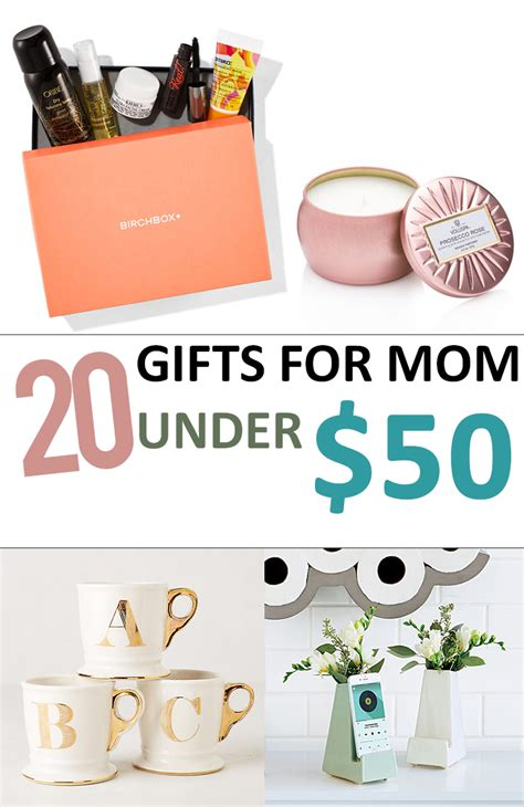 mom gifts 20 gifts for mom under 50