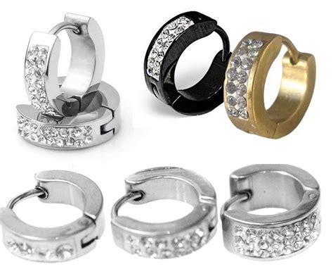 mens earrings jewelinfo4u gemstones and jewellery