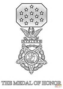 Medal Of Honor Coloring Page Free Printable Coloring Pages Medal Coloring Page