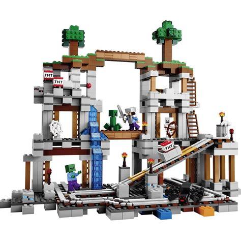 Lego 21118 Minecraft The Mine lego 174 minecraft 21118 the mine im conrad shop