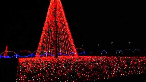 asheville nc spectacular light show shadrack s christmas