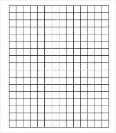 grid template grid paper templates 7 sles exles format